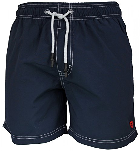 Strellson–Costume da bagno da uomo pantaloncini Marine