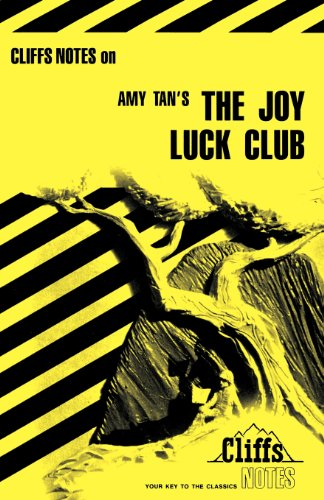 CliffsNotes Joy Luck Club
