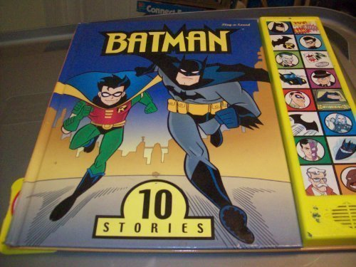 Batman 10 Stories: Play-a-sound
