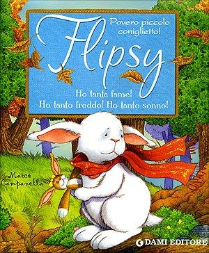Buch 1 von 3 der Flipsy Reihe von Marco Campanella.