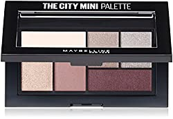 Chill Brunch Neutrals : Maybelline New York The City Mini Palette, Chill Brunch Neutrals, 0.14 Ounce