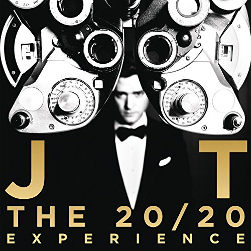 Justin Timberlake: The 20/20 Experience (Deluxe Version) - 1 of 2 (Audio CD)