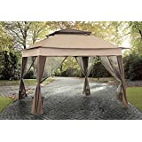 My _ Garden m0465–21Carpa IOS 3, 330x 330x 255cm, crudo