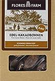 Flores Farm Edel-Kakaobohnen, 3er Pack (3 x 90 g)