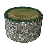 Unbekannt MeroWings 4260190317951 Forest Heavyweight Coffee Table Beistelltisch, Durchmesser 60 x 35 cm