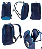 #7: Quechua 630328 ARP Polyester Backpack, 10 Ltrs (Blue)