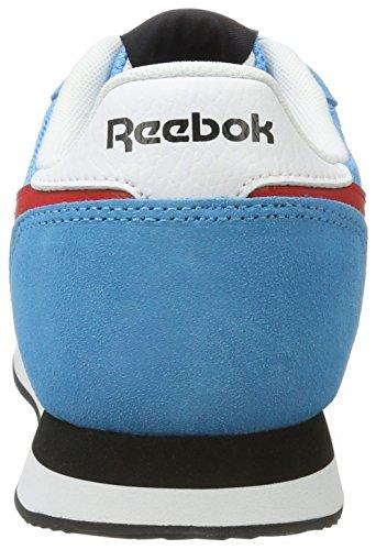 Reebok Bd3418, Sneakers trail-running homme Bleu (Blue Beam/primal Red/black/white)