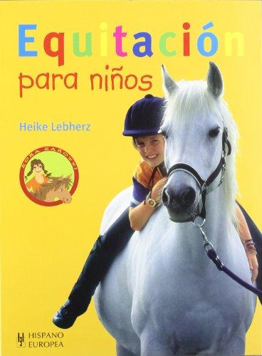 Equitación para niños por Heike Lebherz