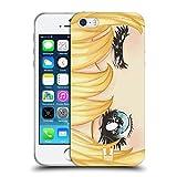 Head Case Designs Vendanges Yeux de Manga Étui Coque en Gel Molle pour iPhone 5...