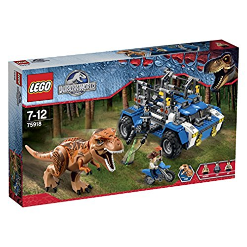 LEGO - After the T-Rex, (75918)