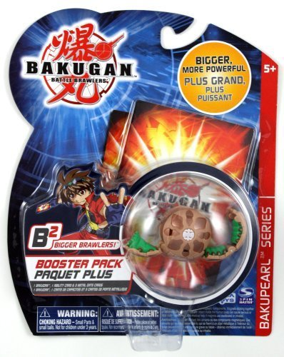 Spin Master Bakugan Booster Pack (Bakugan May Vary)