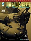 Intervallic Designs For Jazz Guitar Tab Book/Cd (Reh Pro Lessons)