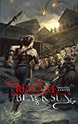 Red Axe, Black Sun: Fantasy - Rote Axt, schwarze Sonne (Verlorene Legenden 4) (German Edition)