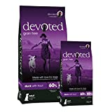 Devoted Dog Food Duck with Trout, 12kg