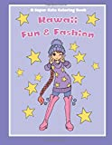 Best Books For Tweens - Kawaii Fun and Fashion: A Super Cute Coloring Review