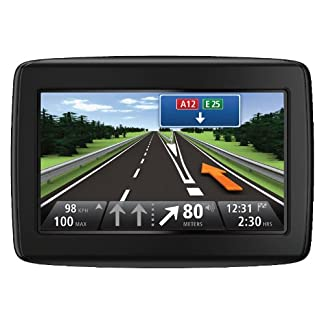 TomTom-Start-25-Central-Europe-Traffic-Komfort-Edition-Navigationssystem-TMC-IQ-Routes-Kartenslot