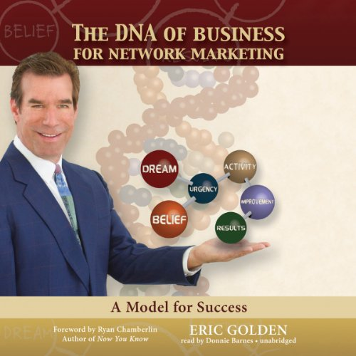 The DNA of Business for Network Marketing  Audiolibri
