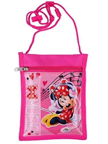 Minnie Mouse petto-Portamonete-Denaro Borsa (u063)