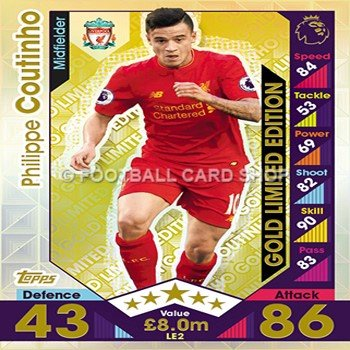 topps-match-attax-2016-2017-philippe-coutinho-gold-silver-and-bronze-limited-editions