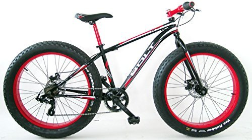 FREJUS   BICICLETA FAT BIKE 26 ACERO