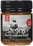 Steens UMF 15 Plus Raw Manuka Honey 340 g