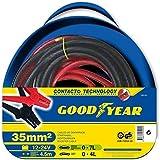 Goodyear 820415 Câbles de démarrage 35mm² 4,5m 450AMP 12/24V Essence 7L - Diesel 4L DIN 72553-35