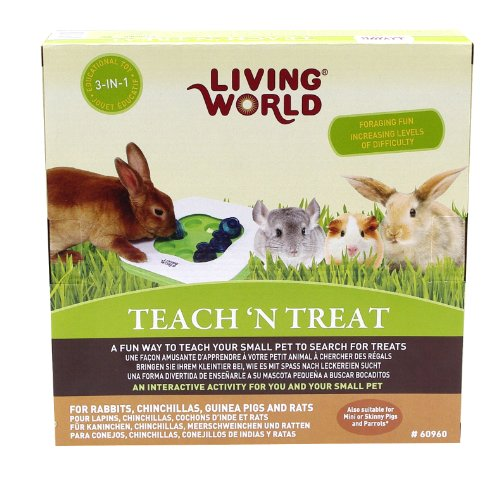 Living World 3-in-1 Teach-n-Treat Interactive Toy 2