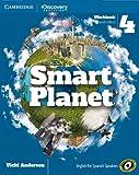 Smart Planet Level 4 Workbook Spanish - 9788490367827