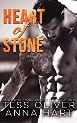 Heart of Stone (Stone Brothers) (Volume 2) by Tess Oliver (2015-07-16)