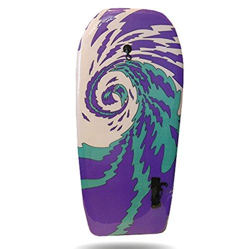 Bodyboard gross PURPLE WAVE 101 cm