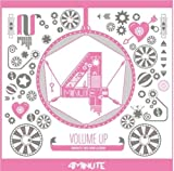 Kpop CD, 4MINUTE Volume Up 3RD MINI ALBUM K-POP CD + Folded POSTER + FREE GIFT *SEALED*