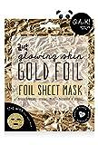 Oh K. Oro foglio maschera foglio, 4G