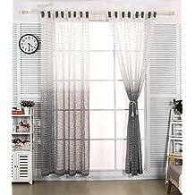 Suchergebnis Auf Amazon De F R Wohnzimmer Gardinen Set Modern Ideen