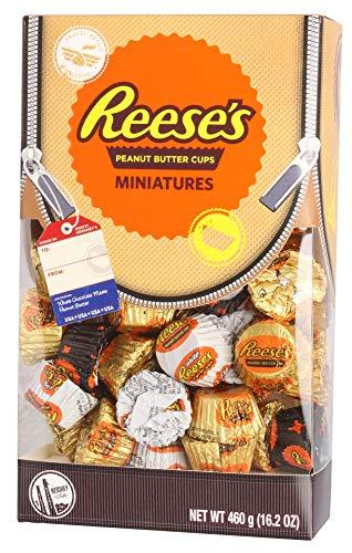 Reese's - Peanut Butter Cups Miniatures Schokotörtchen Mix - 460g