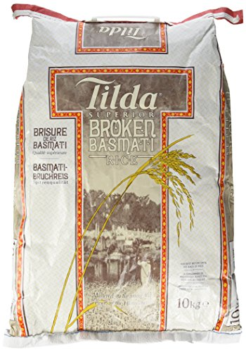Tilda Reis Basmati bruch Sk, 1er Pack (1 x 10 kg) -