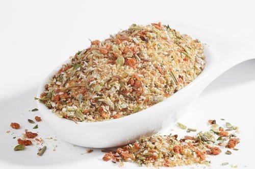 """Dip Mischung, """"Scharfe Elli"""", scharf aromatisch, 10 x 100gr., GROSSGEBINDE, zum Dippen, zum Würzen von Fleisch oder für Kräuterbutter – Bremer Gewürzhandel"""