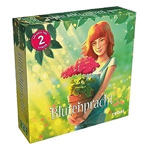 Rebel REBD0003 Blütenpracht - Juego de Cartas