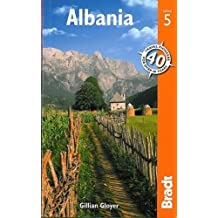 Albania (Bradt Travel Guides) by Gillian Gloyer (2015-03-01)