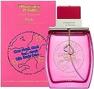 Whatever It Takes Pink For Women 100ml - Eau de Parfum