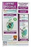 Puressentiel Traitement Complet Anti-Poux Lotion 100 ml + Shampoing 200 ml