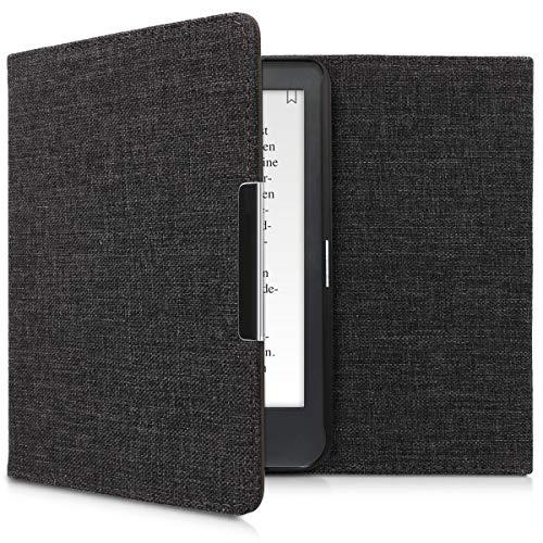 Kwmobile Funda Kobo Clara HD - Carcasa [Tela] e-Reader
