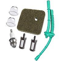 Magideal Filtro Aria Filtro Linea Carburante Primer Lampadina Per Stihl Fs55 Trimmer String Sostituzione - Trova i prezzi più bassi
