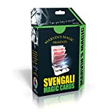 Marvin\'s Magic Svengali Magic Card Tricks Set - 25 amazing tricks .Professional magic made easy