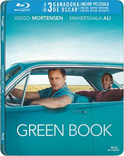 Green Book (Steelbook)
