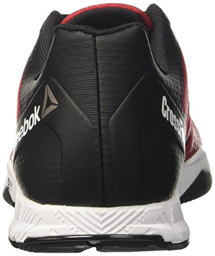 Reebok Herren Crossfit Speed Tr Schuhe Indoor-Multisport Rot (Excellent Red/black/white/pewter)