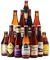 Cet Assortiment Trappiste reprend 12 de ces bières de moine. Il est composé de : - D'une Chimay Bleue, une bière belge brune aux saveurs d'épices, de malt grillé, de fruits et de caramel. - D'une Chimay Dorée, une belge à la robe dorée délivrant des ...
