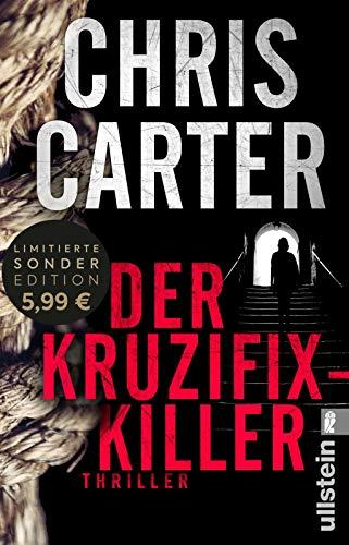 Der Kruzifix-Killer: Black Week Edition Band 4 (Ein Hunter-und-Garcia-Thriller, Band 1)