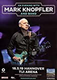 TheConcertPoster Mark Knopfler - Down The Road Wherever,