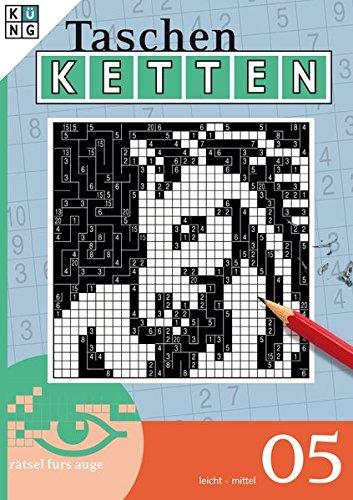 Ketten-Rätsel 05 (Taschen-Ketten Taschenbuch / Logik-Rätsel)