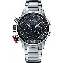 c5dc4dd33ae8 Edox Chronorally Reloj de Hombre Cuarzo Suizo 45mm 10302 3M NIN2